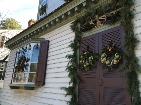 Colonial Williamsburg Christmas