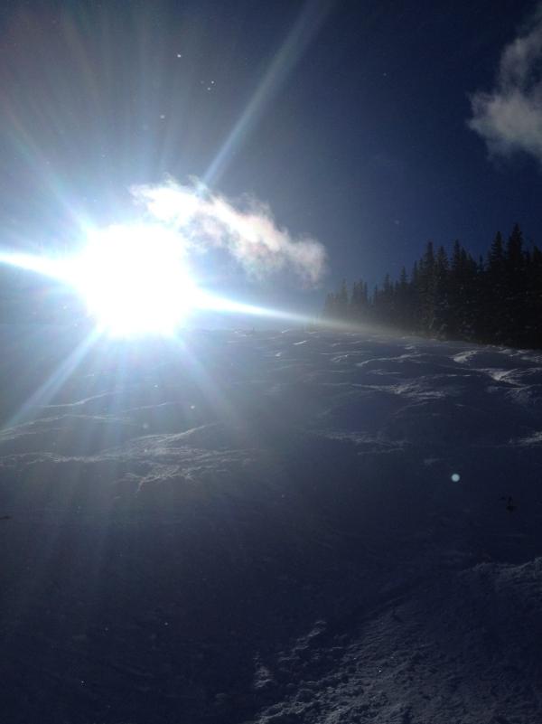 Sunshine in Vail