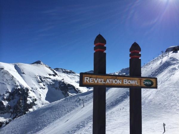 revelation bowl telluride