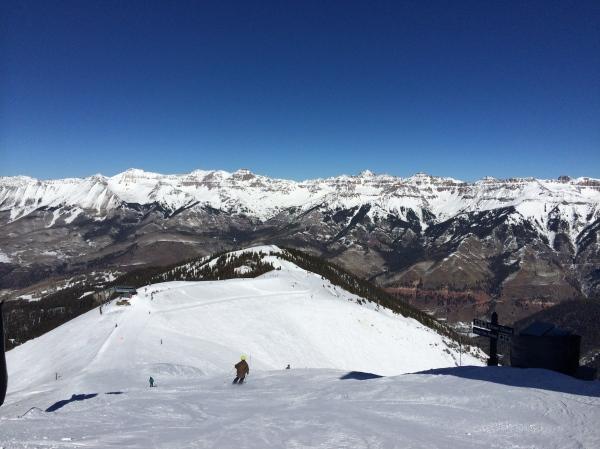 Telluride views
