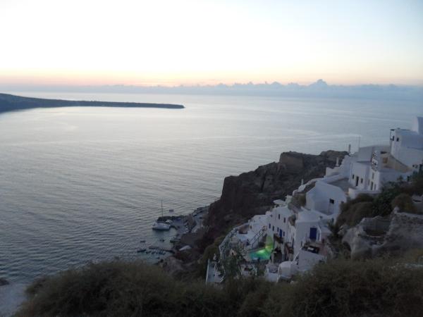 Silver Santorini