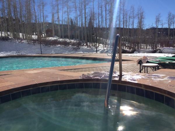 The Peaks Hot Tub