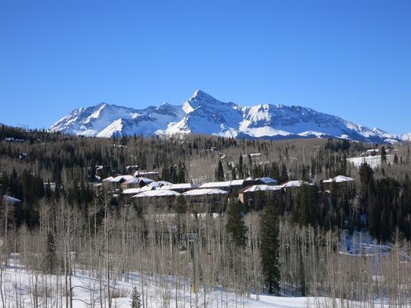 The Peaks View