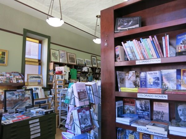 Ouray book store