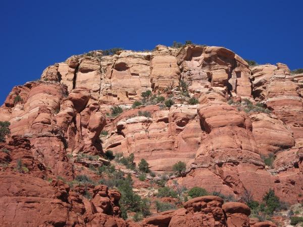 Rock Climbers Sedona