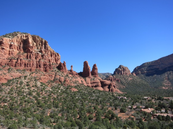 View from Chapel of the Holy Cross Sedona