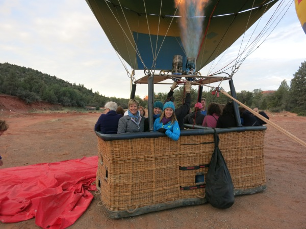 Sedona Hot Air Balloon