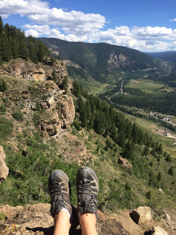 Lionshead rock trail