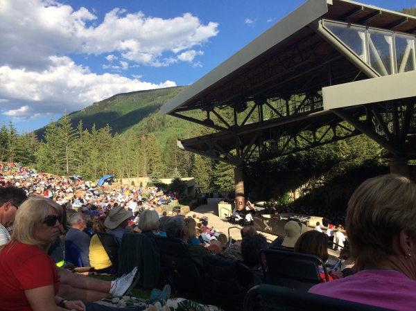 Vail Outdoor Concerts