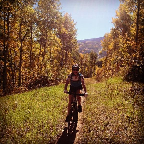 Mountain Biking Vail