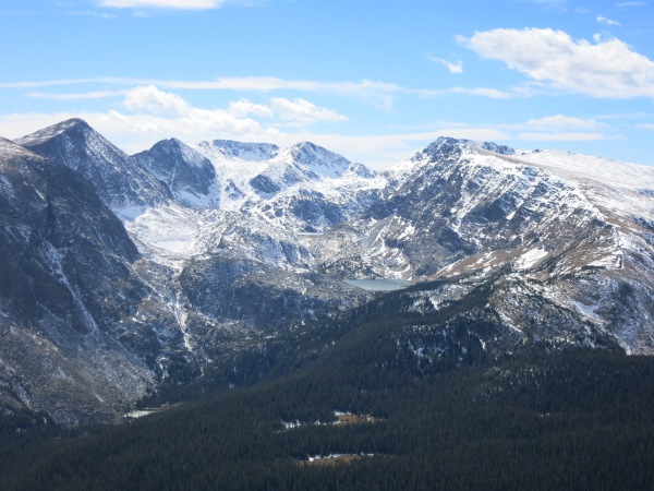 Longs Peak from RMNP